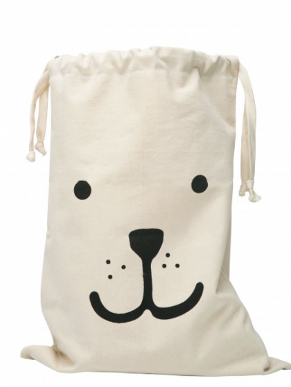 Bear fabric Bag