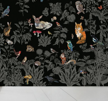 Wallpaper Black Forest