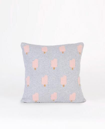 Grey Ice Cream cushion