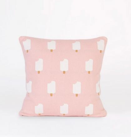 Pink Ice Cream cushion