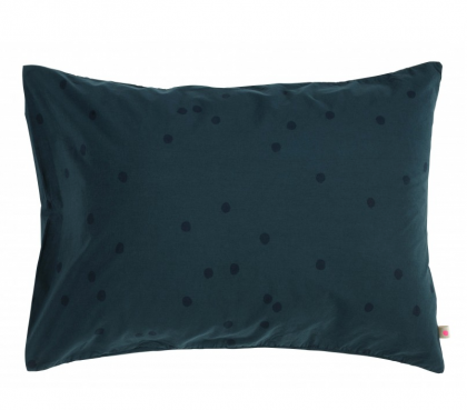 Pillow Case Odette Grey 50 x 70