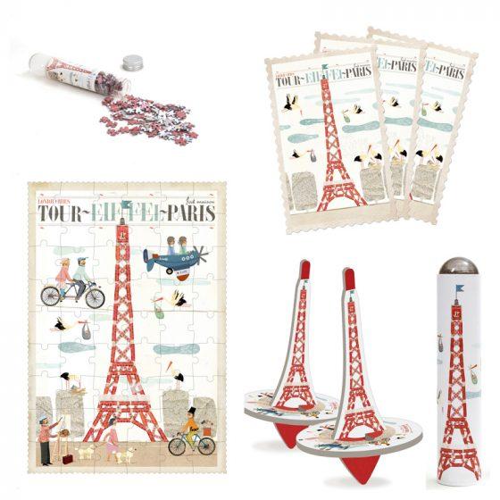 Packs cities toys for kids Londji