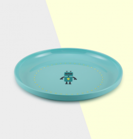 Online baby stores robot plate