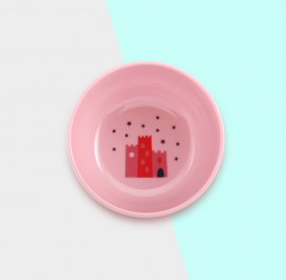 Online baby stores Castle bowl