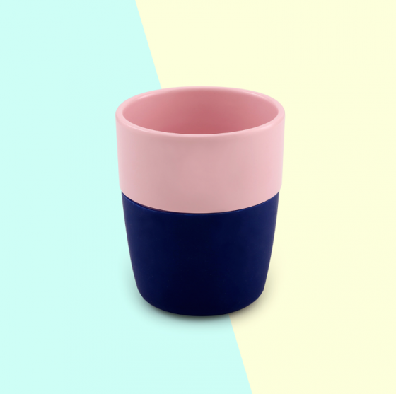 Baby stuff pink cup Super Petit
