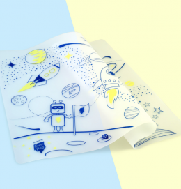 Online baby stores Tablemat Set - Super Hero