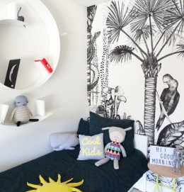 kids decor inspiration for babies and kids Kartell book shelf