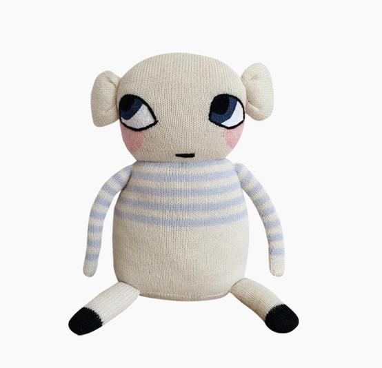 Muñecos hechos a mano de alpaca de LuckyBoySunday