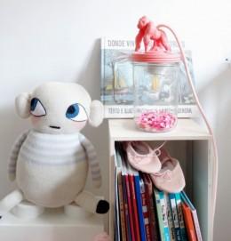 Toys for kids handmade Mause doll LuckyBoySunday