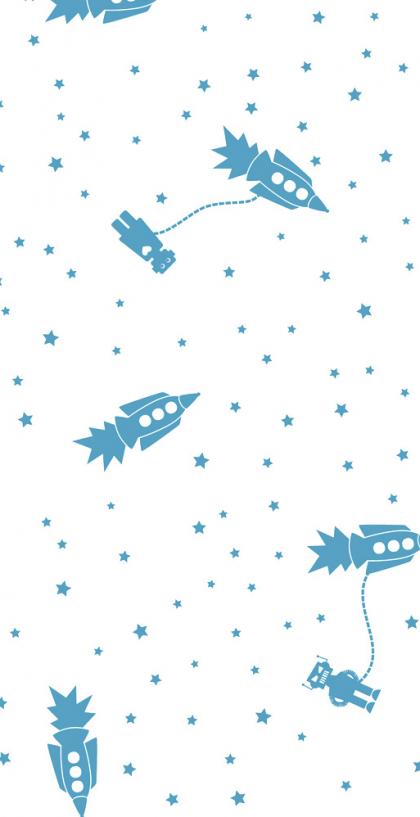 Papel Pintado Astrobots