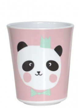 Plates for kids cup Panda Bear by EefLillemor