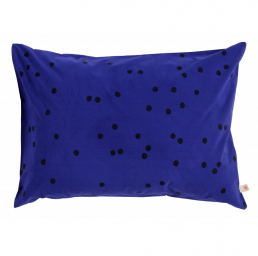 Kids cushion childrens bedroom ideas La Cerise sur le Gateau blue