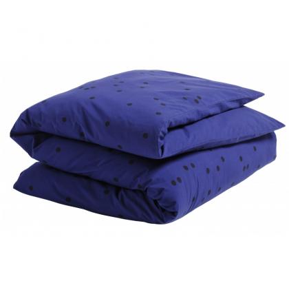 Duvet cover blue 140
