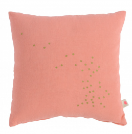 Kids cushion childrens bedroom ideas La Cerise sur le Gateau pink