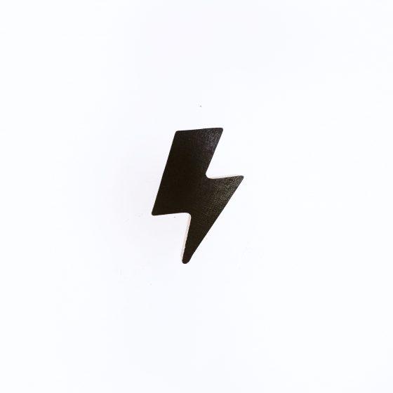 Desginer Kids furniture Lightning Bolt wall knob