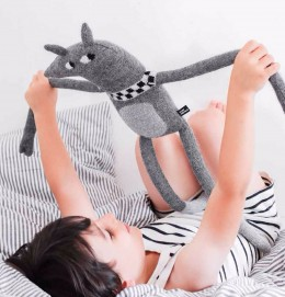 Kids and baby soft toys Main Sauvage