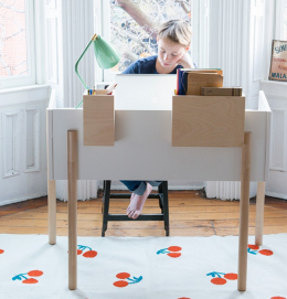 Kids furniture OEUF NYC decoration Brooklyn desk