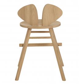 Kids decor furniture Nofred bedding kids mouse chair Oak