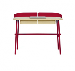 Kids furniture online Harto desk cherry red