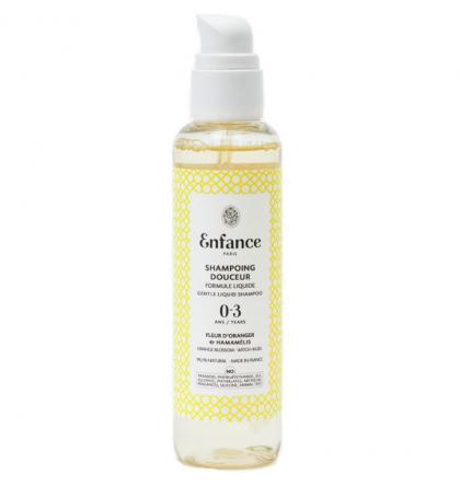 Baby Shampoo organic 0-3