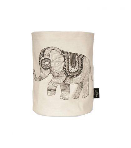 Textile bag Elephant