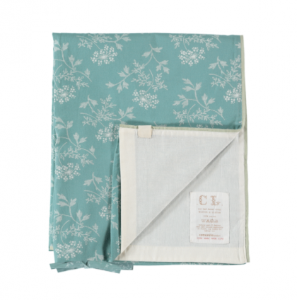 Hanako Mint Duvet Cover 140×200