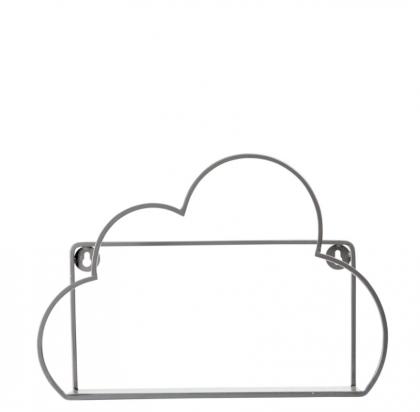 Estante forma de Nube gris