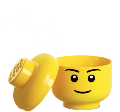 Cabeza LEGO S