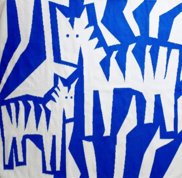 Alfombras cebra para habitaciones infantiles - Alfombras de cebra ...