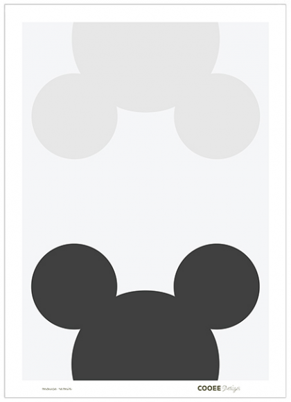 Mouse Remix Print