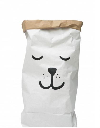 Sleeping Bear Paper Bag