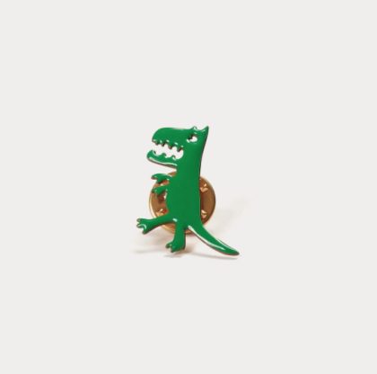 Pin Herbert Dino