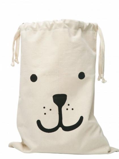 Bear fabric Bag