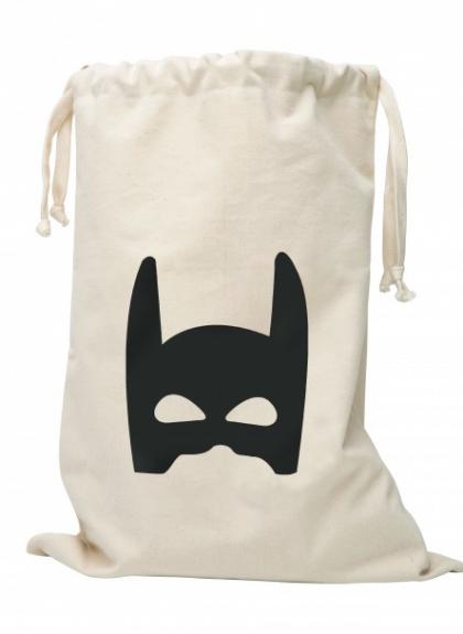 Superhero Fabric Bag