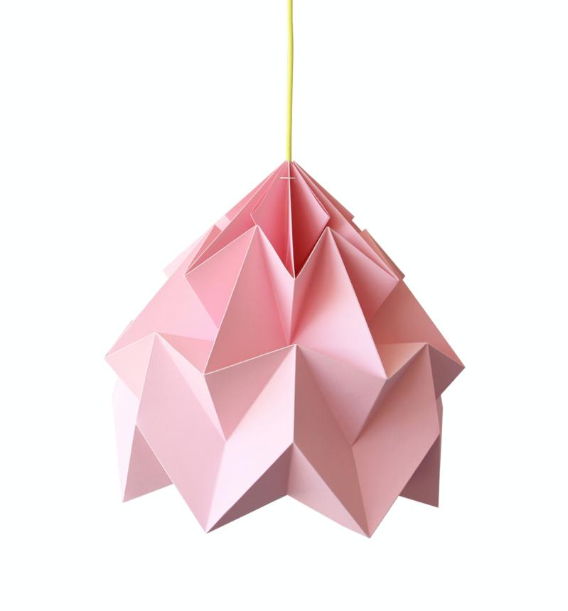 Moth XL Lámpara de Papel Origami