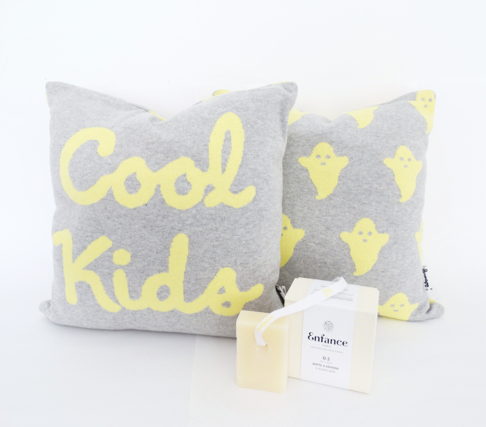 Children Bedding Cool Kids Cushion for kids room Woouf