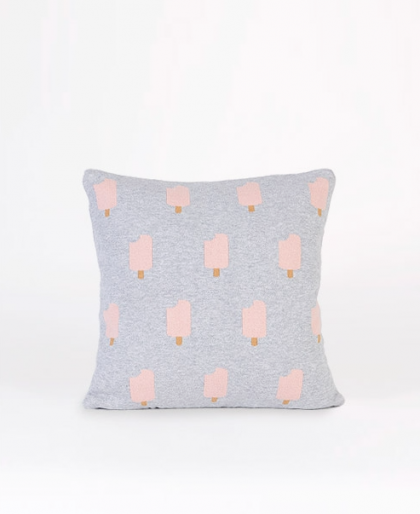 Grey Ice Cream cushion