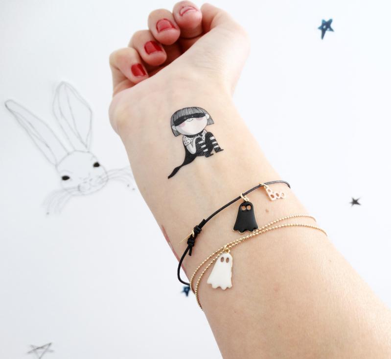 Tattoos for kids by Peek&Pack