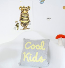 kids wall decor illustration pre-order for boys room decor