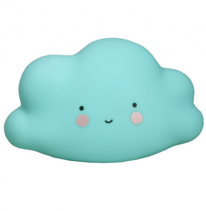 Mini Cloud Light Blue