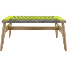 Kids furniture online yellow bench Fudje