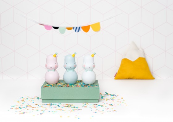 eeflillemor Kids night lights Hippo designer kids and baby