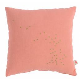 Kids cushion childrens bedroom ideas La Cerise sur le Gateau pink