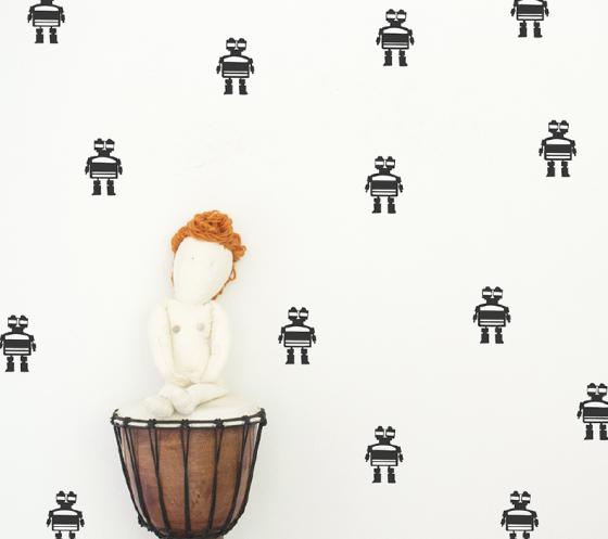 Pegatinas de Pared para decoración habitaciones infantiles