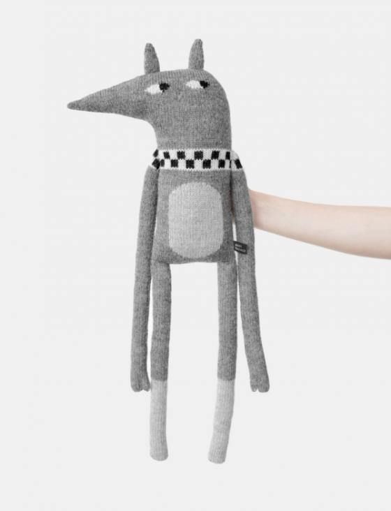 Muñecos hechos a mano en alpaca regalos originales bebés y niños MainSauvage