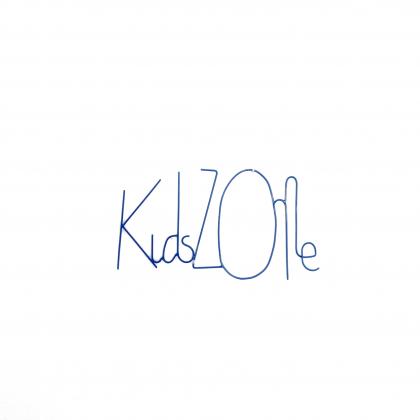 Zoé Rumeau word KidsZone Blue