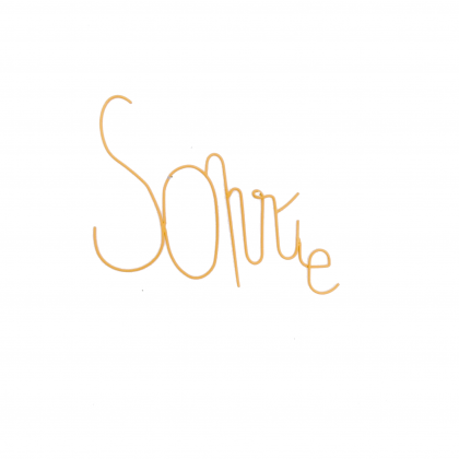 Palabra Zoé Rumeau Sonríe amarillo