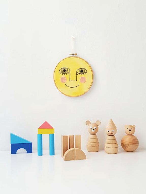 Ideas decoración paredes niños de Aro for Kids