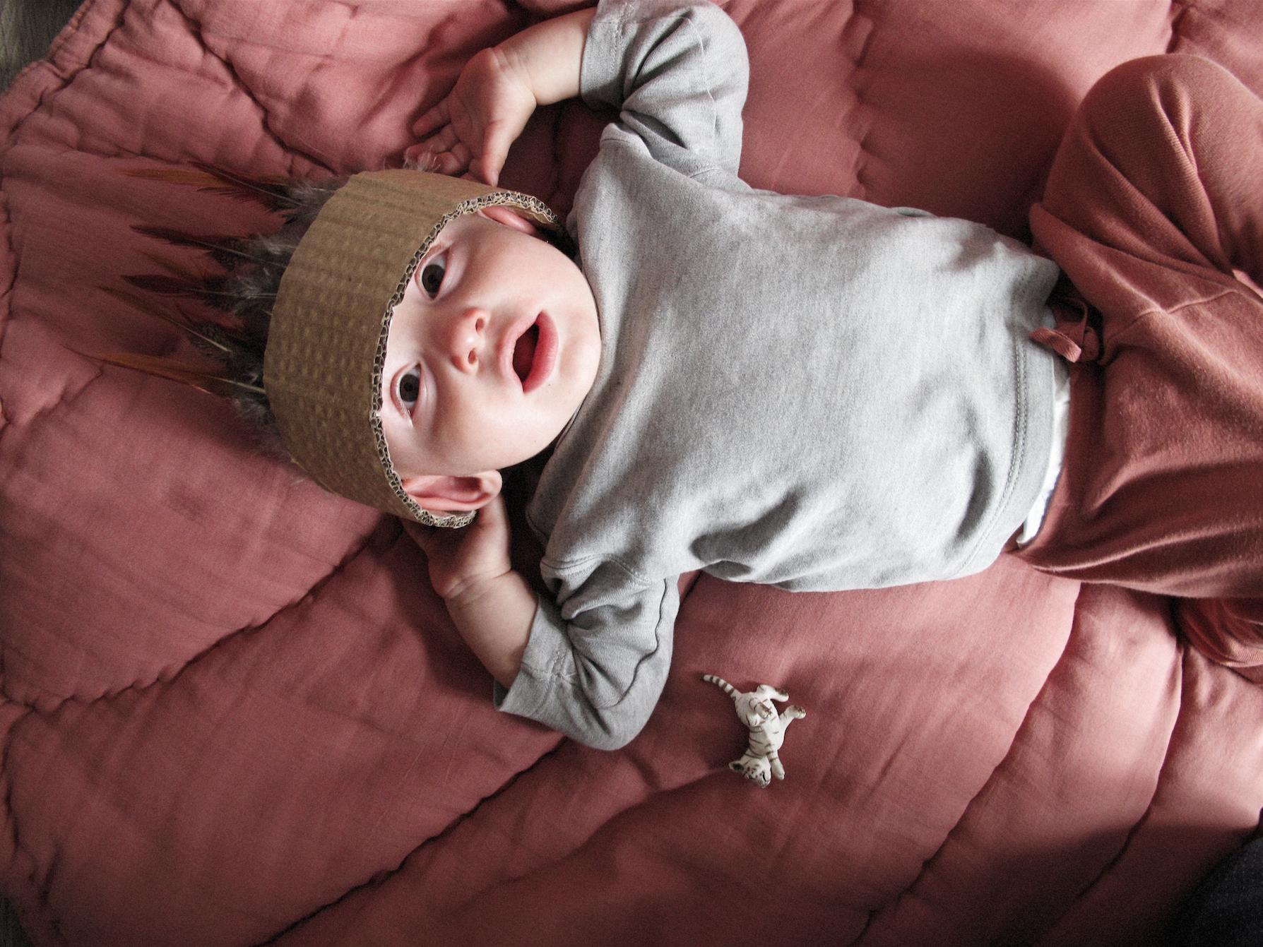 Ropa de cama orgánica bebés y niños Nofred