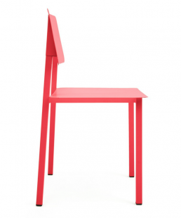 harto_rosalie_chair_strawberry_red